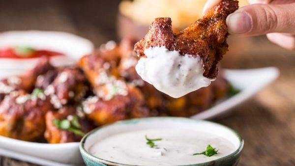Идеальный соус для курицы за 5 минут