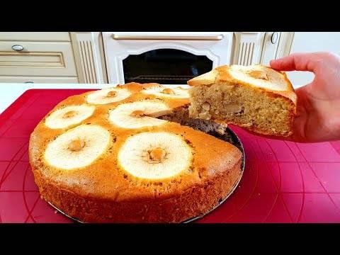 Как удивить своих родных - рецепт нежнейшей королевской ватрушки с яблочной начинкой