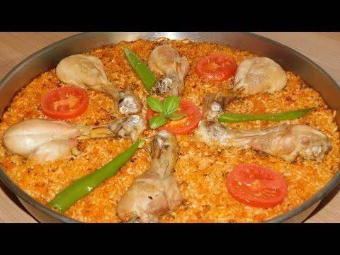 Куриные бёдра с рисом в духовке - сытное блюдо для всей семьи