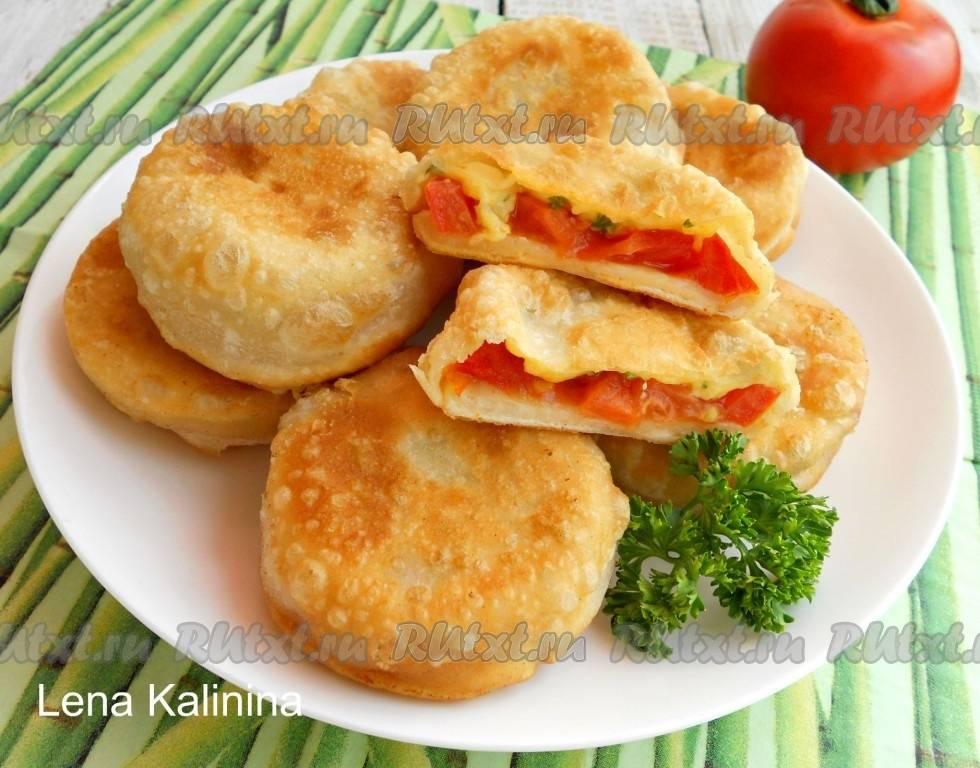Пирожки бомбочки рецепт приготовления с фото пошагово