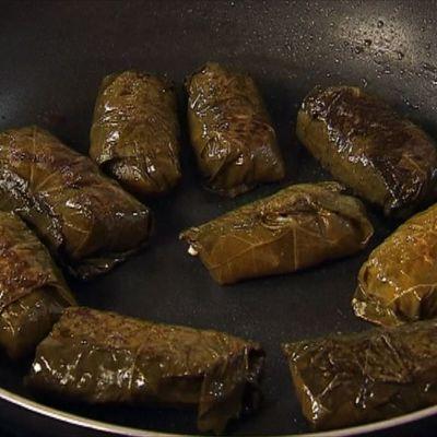Два рецепта настоящей армянской долмы