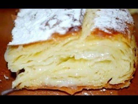 "Египетский пирог ""фытыр"" - рецепт с фотографиями - patee. рецепты"