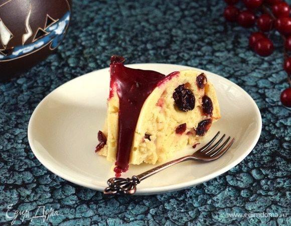 Пирог с брусникой (дрожжевой, песочный, простой): рецепты с фото