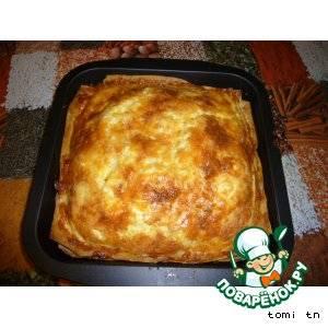 Ленивая ачма: рецепт с фото пошагово. как приготовить ленивую ачму из лаваша с кефиром?
