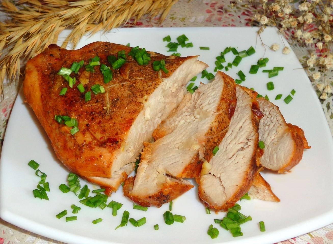 Фаршированное филе индейки - кулинарный рецепт. миллион меню