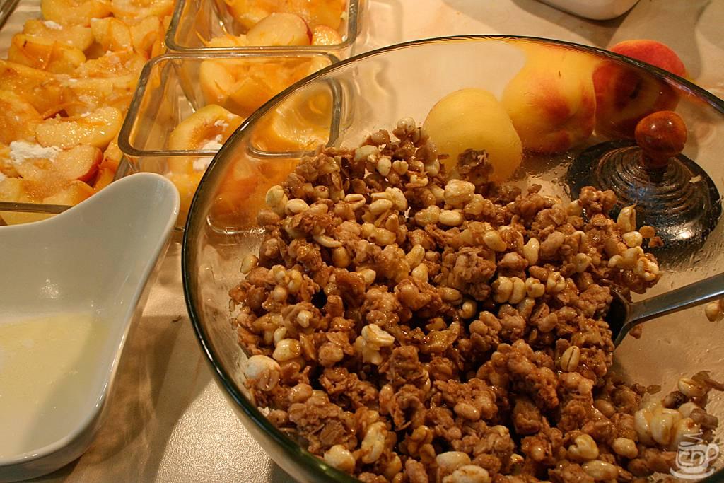 Абрикосовый крамбл: рецепт с фото пошагово. как приготовить крамбл с абрикосами?