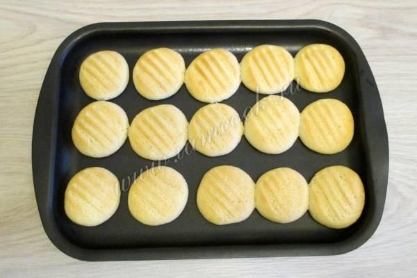 Печенье на сгущенке, вкусные рецепты с фото