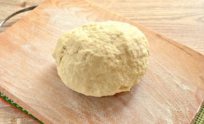 Пошаговые рецепты теста для вареников на кипятке - секреты приготовления с фото