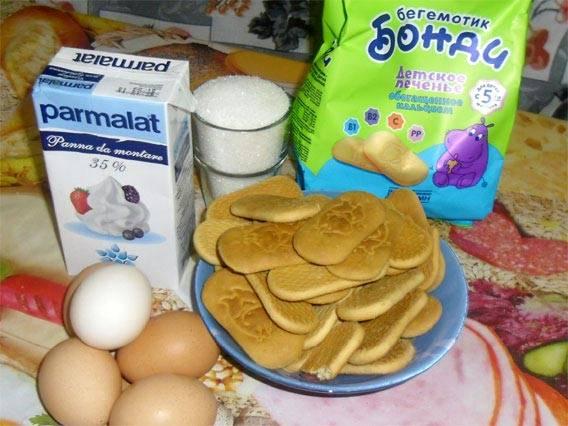 Как приготовить тирамису в домашних условиях пошагово
