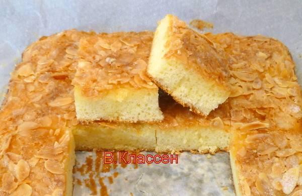Поиск по запросу «пирог на кефире»