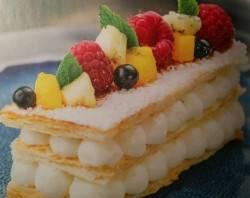 Домашние тыквенные пирожные