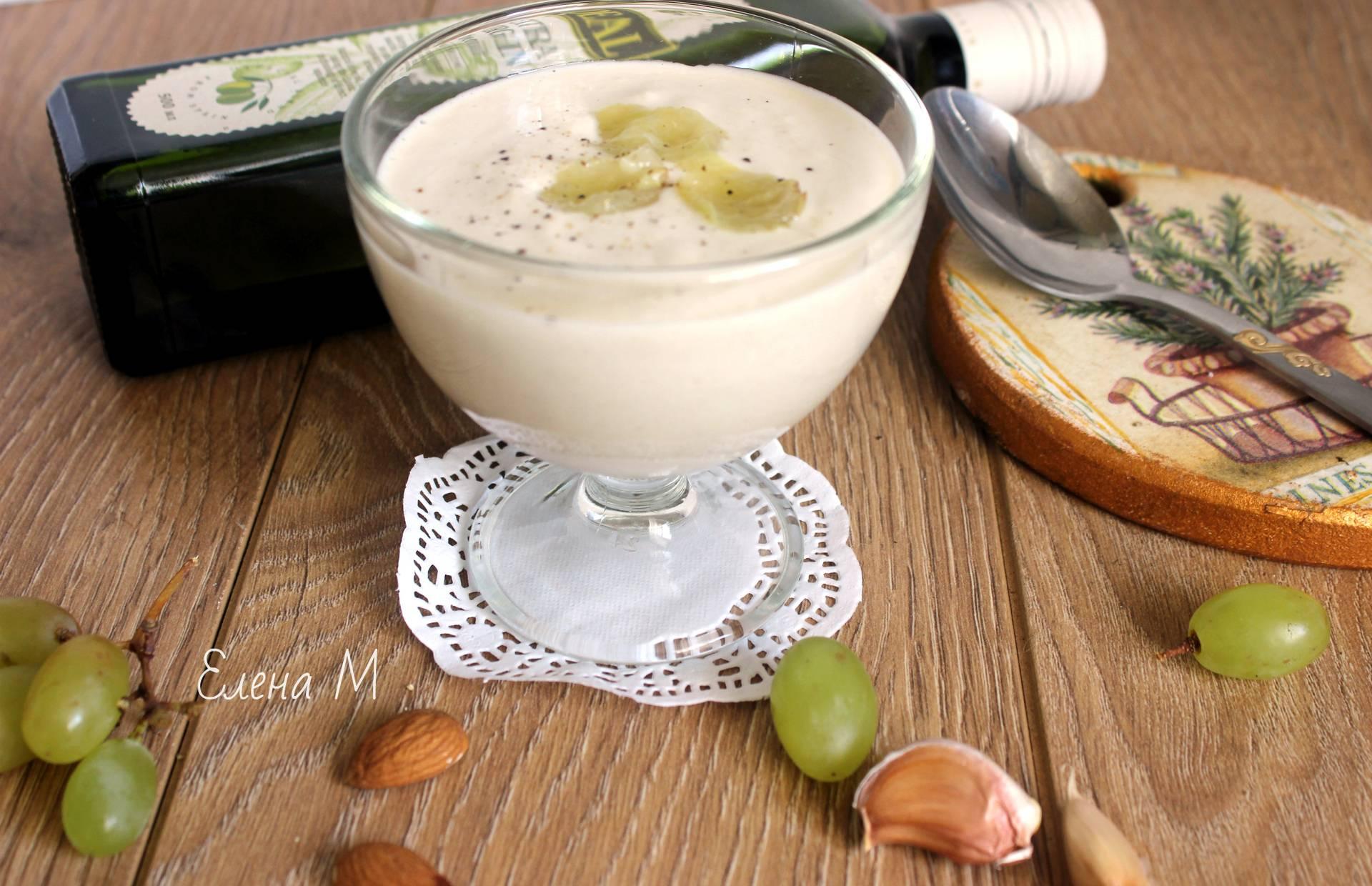 Гаспачо — холодный летний суп, полюбившийся супруге наполеона iii