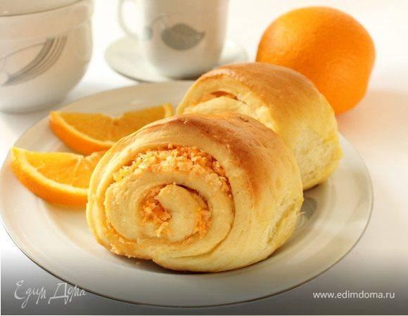 Очень апельсиновые кексы