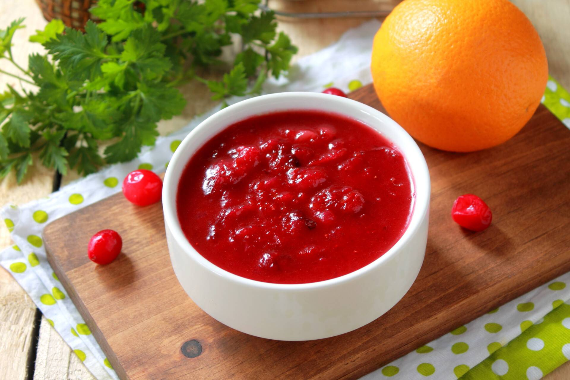 Апельсиновый соус — как приготовить по разным рецептам