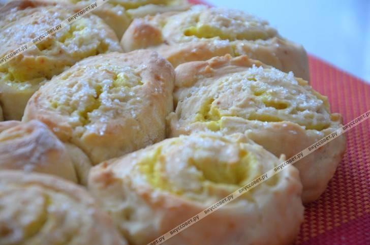 Хлебные булочки на завтрак из венеции