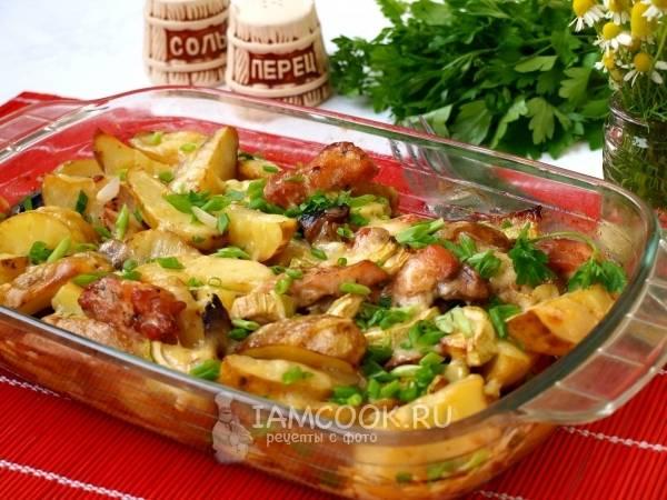 Индейка тушеная - 52 домашних вкусных рецепта приготовления