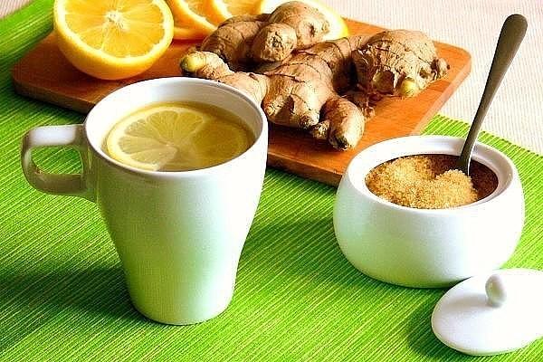 Имбирный чай от простуды и кашля: свойства растения и рецепты напитка