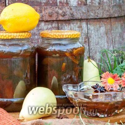 Как варить варенье из груш на зиму. 6 рецептов грушевого варенья в домашних условиях (+отзывы)