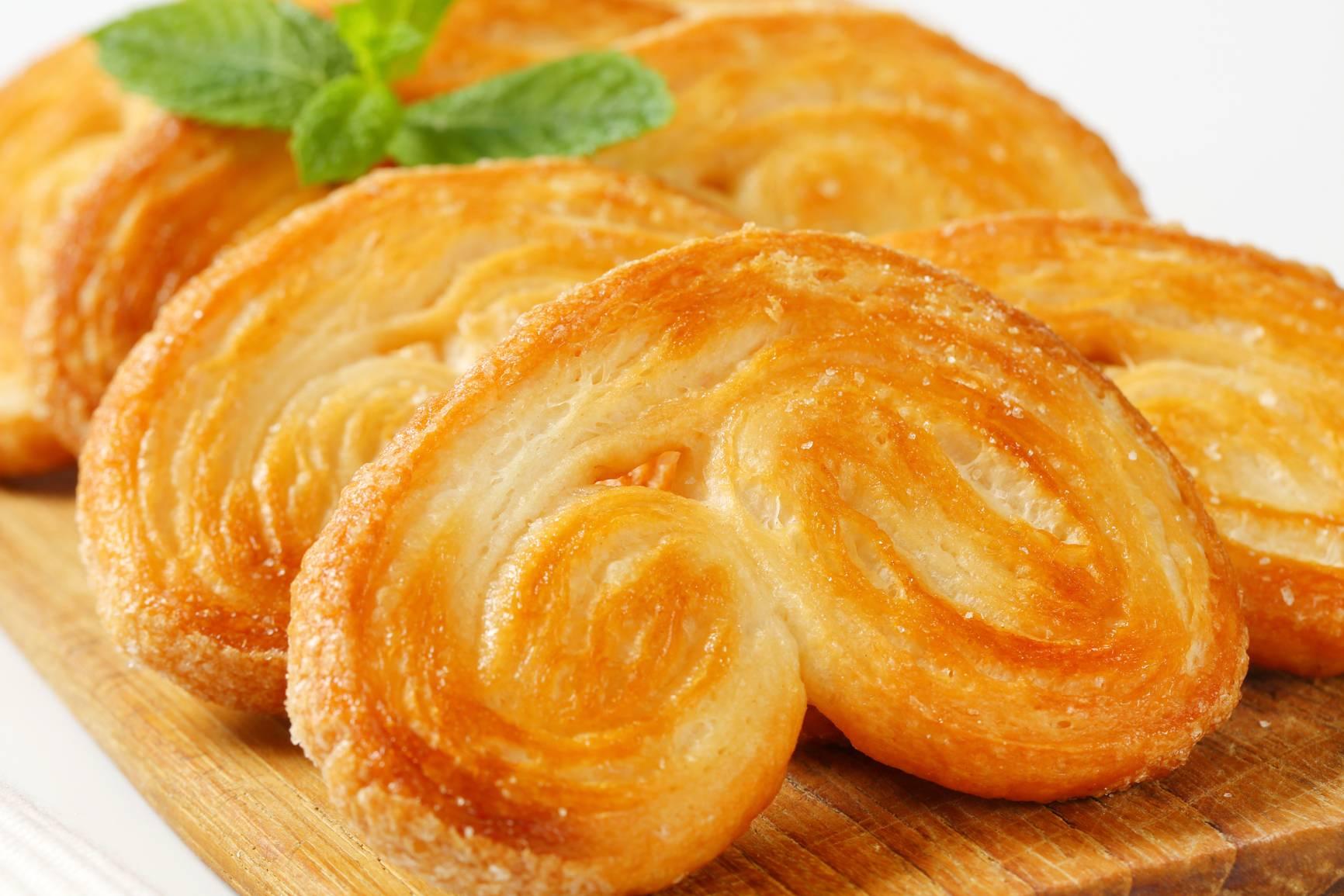 Аппетитные булочки из дрожжевого теста