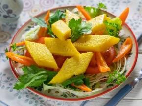 Полента - рецепт классический, в мультиварке и в духовке, с сыром, грибами и овощами