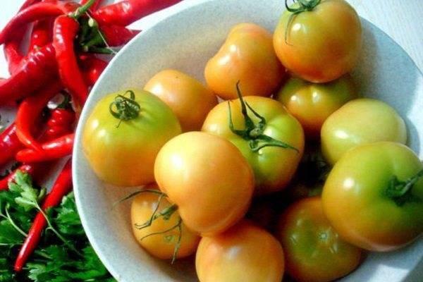 """Фаршированные помидоры """"остренькие"""""""