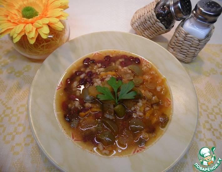 Пирог с зелеными помидорами - пироги - изделия из теста - мои любимые рецепты