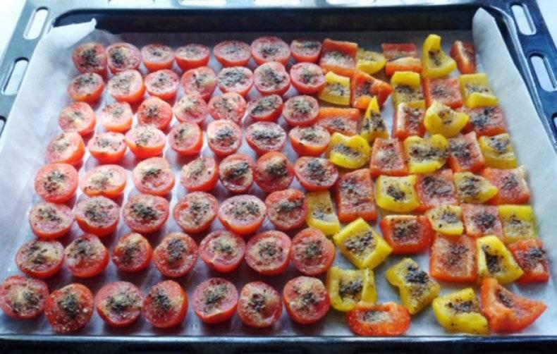 Как сделать вяленые помидоры в духовке