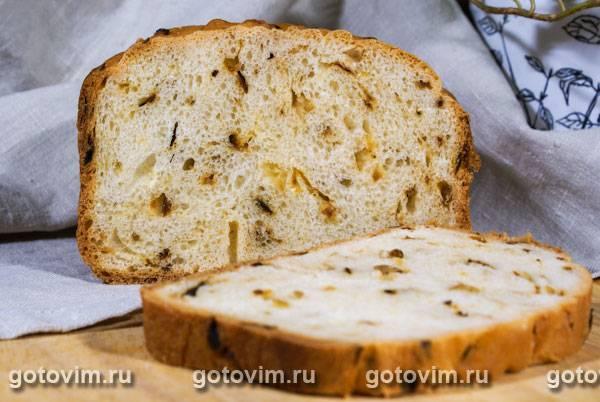 Рецепт для хлебопечки
