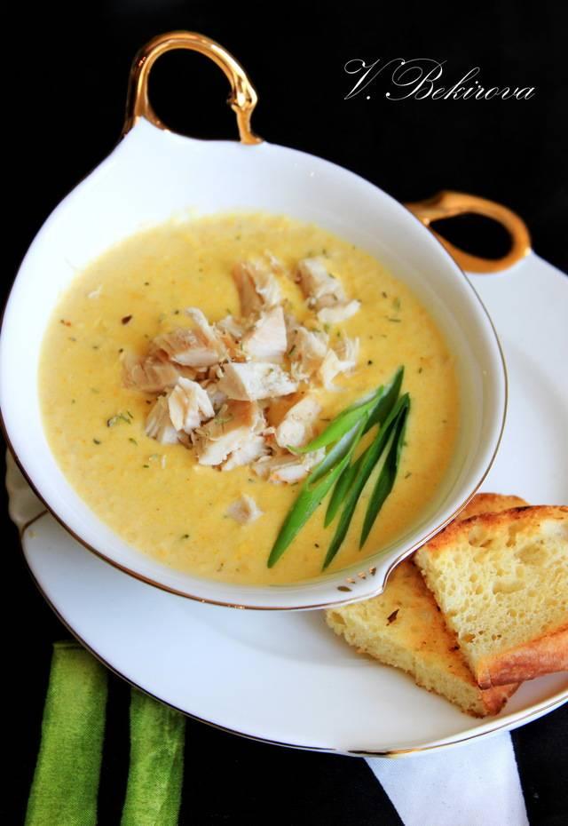 Кукурузный суп-пюре: рецепт с фото пошагово. как сварить суп-пюре из свежей кукурузы?