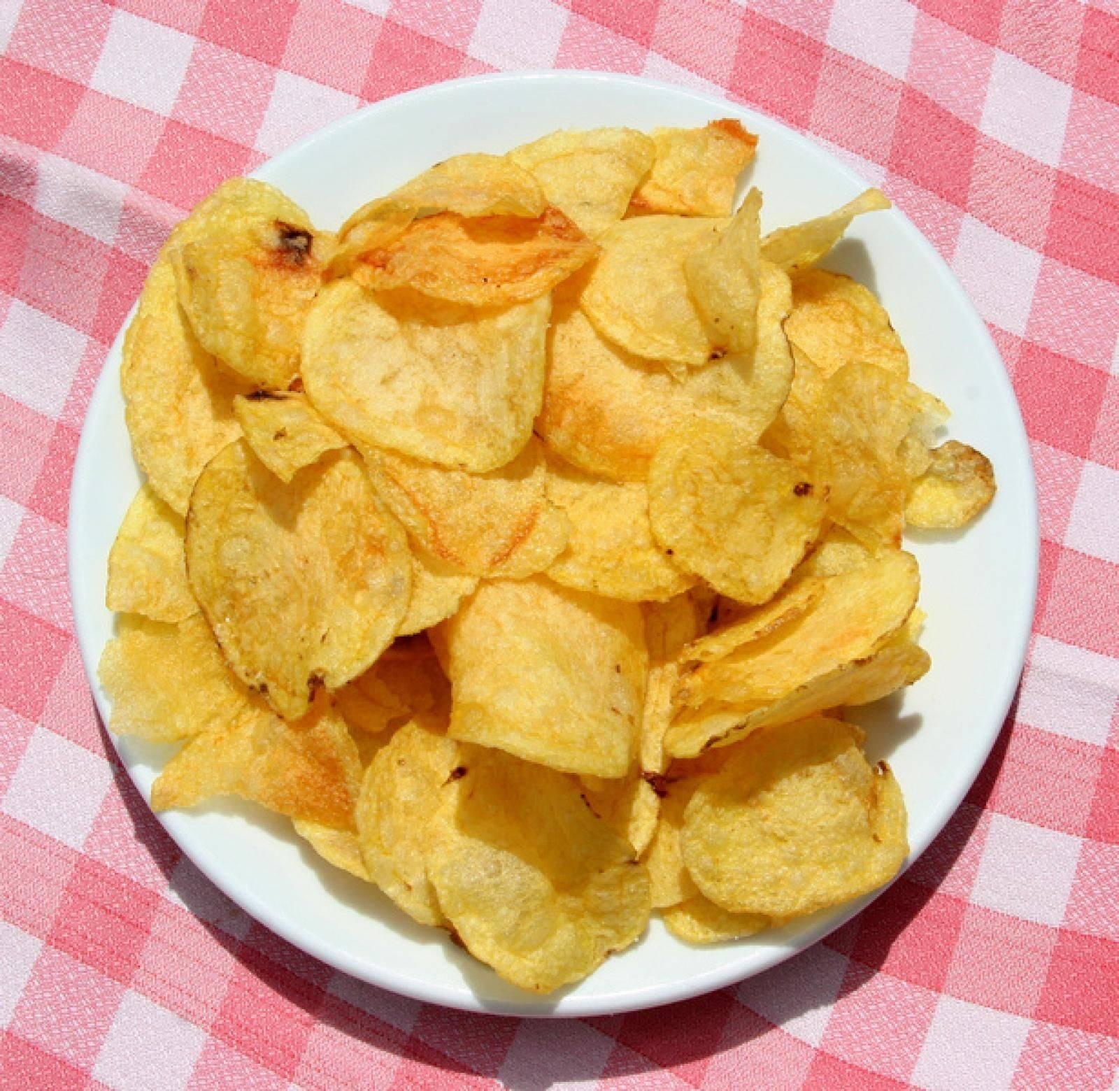 Как сделать домашние чипсы в микроволновке: пошаговые рецепты приготовления + фото и видео