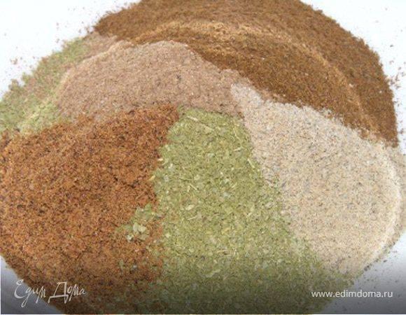 Делаем индийскую смесь специй «Гарам Масала» - быстрый и простой способ