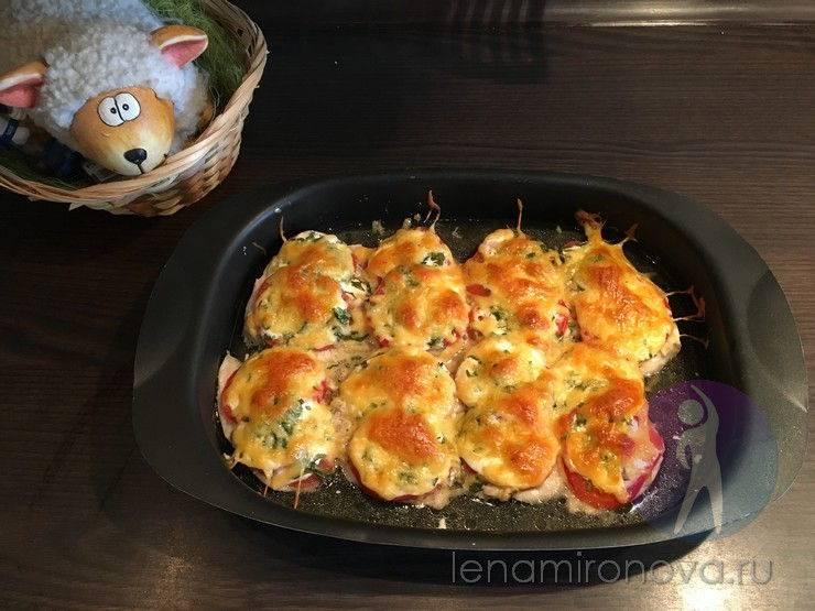 Блюда из курицы – 28 вкусных рецептов