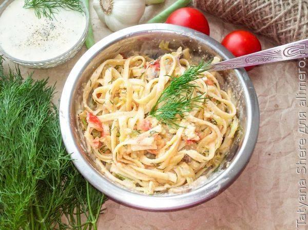Соус для пасты - самые вкусные рецепты сливочного, томатного дополнения и не только!
