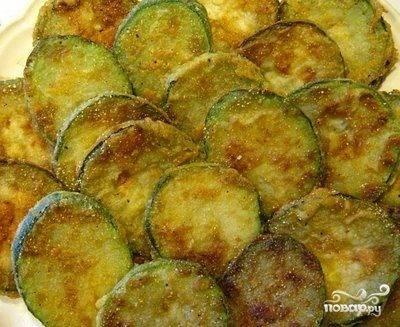 Жареные кабачки на зиму: вкусные рецепты, особенности приготовления - onwomen.ru