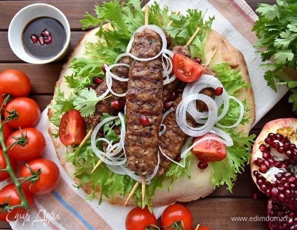 Как правильно жарить люля кебаб на сковородке