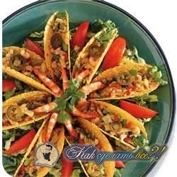 Такос: 7 рецептов мексиканской закуски |