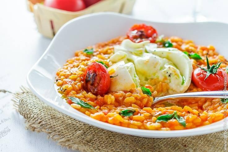 Готовим рис по-итальянски: самые вкусные рецепты классического ризотто!