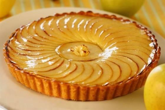 Рецепты пирог с яблоками и джемом