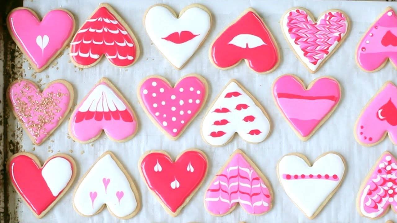 Печенье с пожеланием к новому году