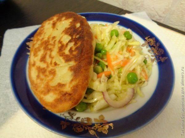 Картофельные зразы с мясным фаршем в духовке, на сковороде, на пару и в мультиварке