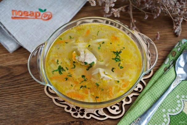 Курица в соусе по-молдавски