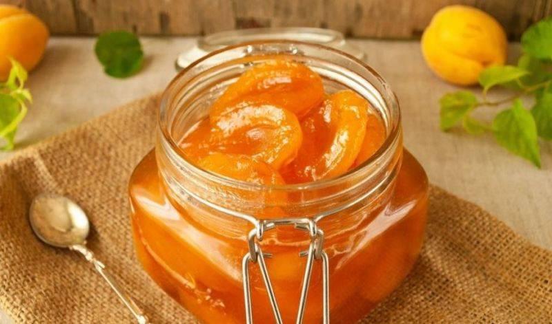 Как приготовить густой абрикосовый джем с пектином