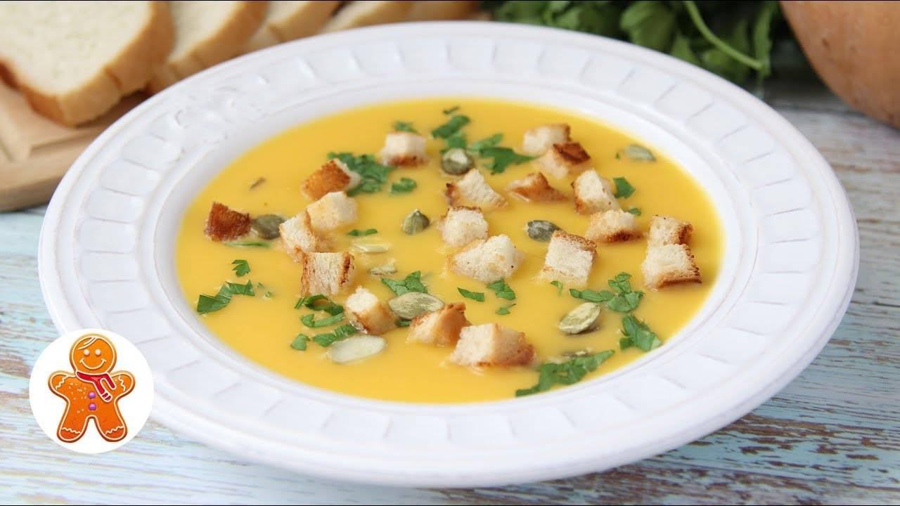 Кукурузный крем-суп с креветками - постимся постом приятным