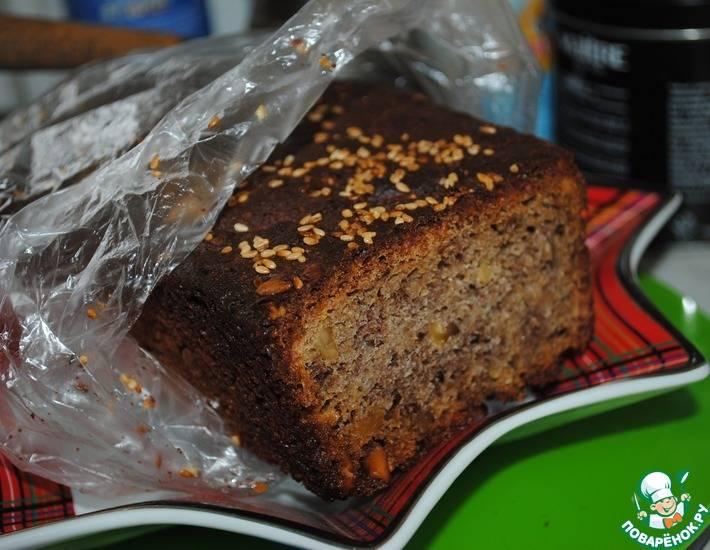 Сладкий хлеб. рецепты от сибмам с фото