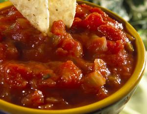 Как приготовить соус сальса в домашних условиях