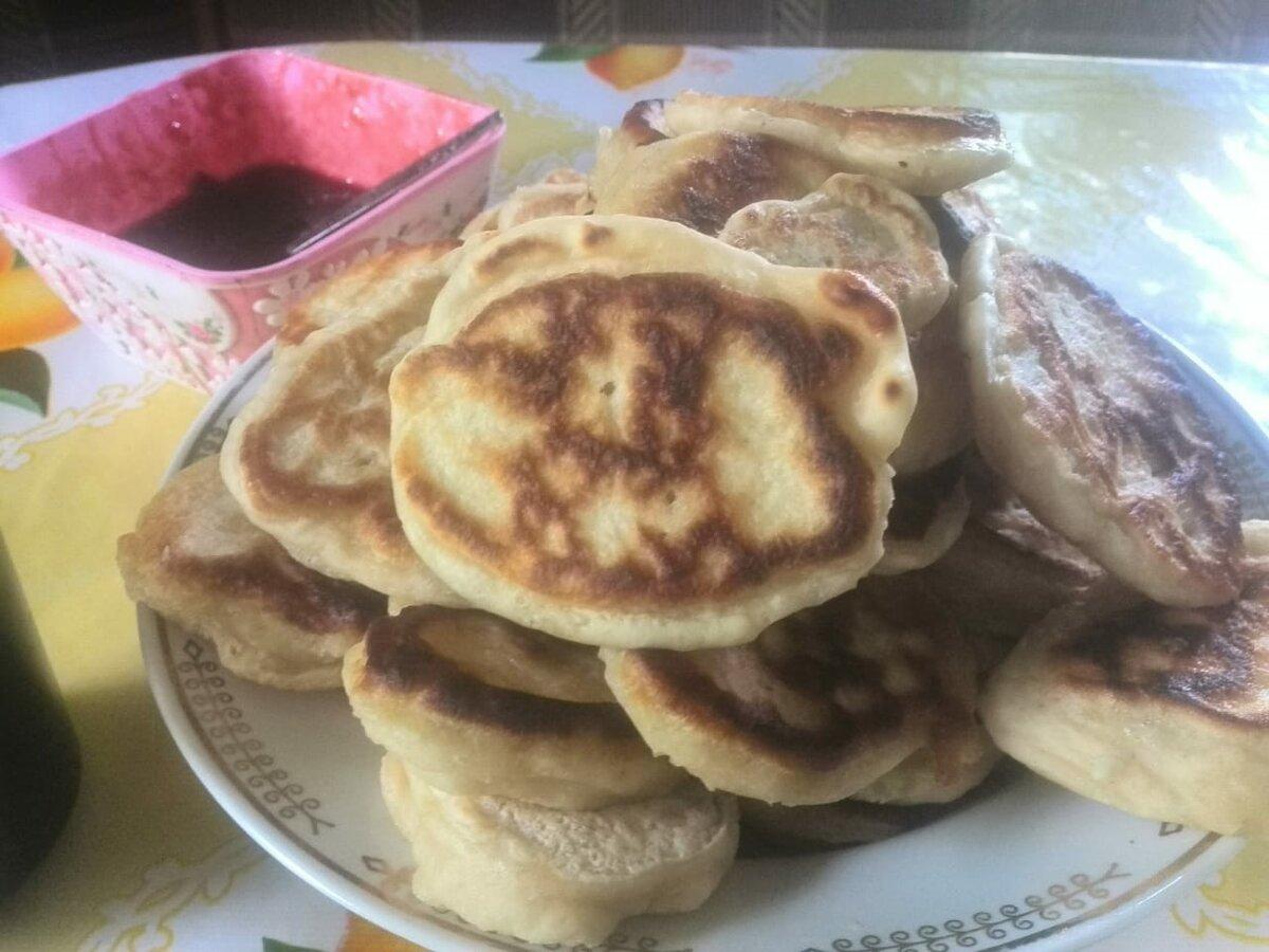 Оладьи на простокваше – простое блюдо, идеальное для завтрака!