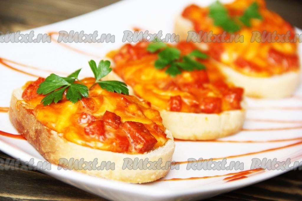 Гренки с яйцом и чесноком - 8 пошаговых фото в рецепте