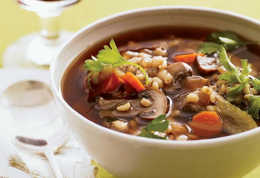 Грибной суп в мультиварке - самые простые рецепты вкуснейшего первого блюда