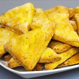 Как приготовить картофельно-грибные треугольники? пошаговый рецепт с фото
