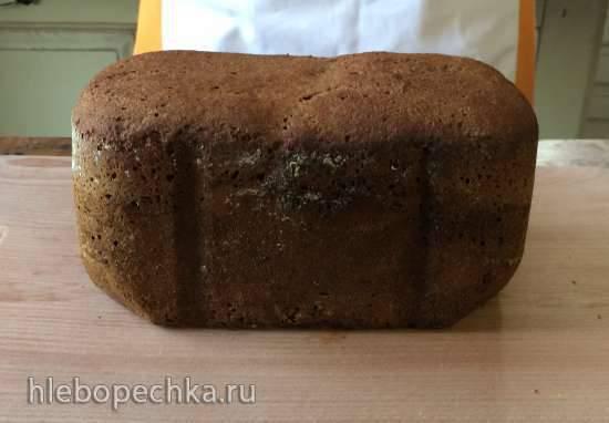 """Хлеб """"бородинский"""" по довоенному госту"""